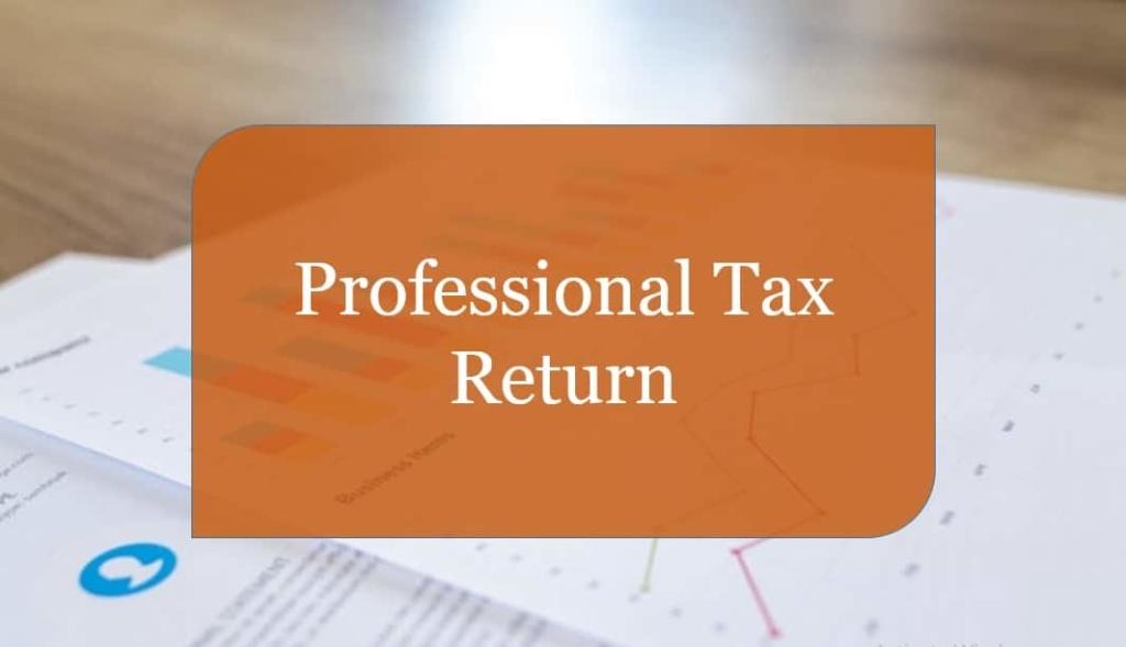 Professional-Tax-rates
