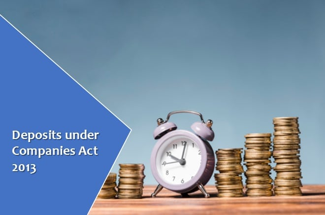Deposits under Companies Act 2013