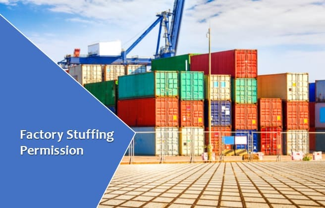 Factory Stuffing permission