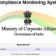 Compliance Monitoring System - MCACMS Portal