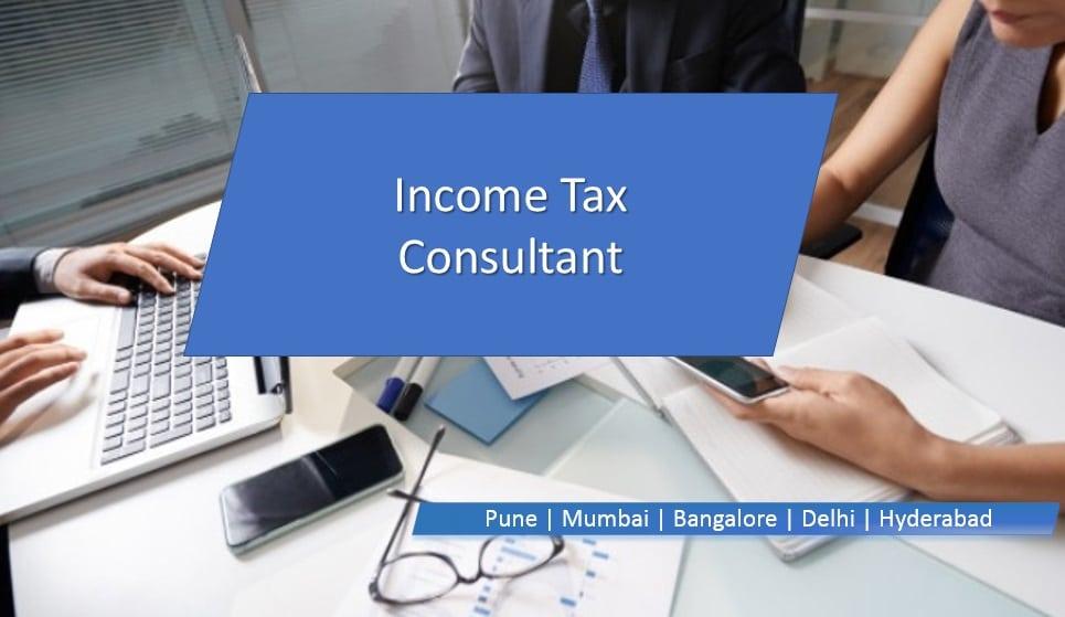 Income tax consultant Pune