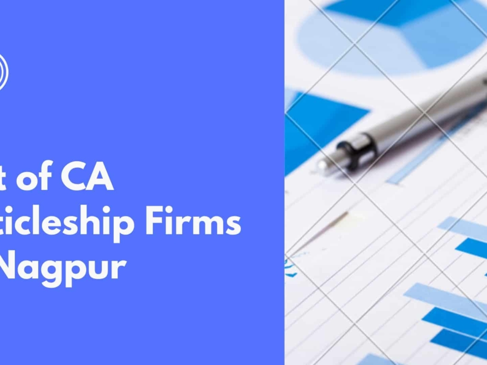 CA Firms In Nagpur For Articleship