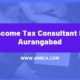 Income Tax Consultant In Aurangabad
